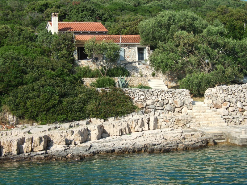 robinson house, dalmatia island, holiday house, pet friendly house, croatia, dalmatia