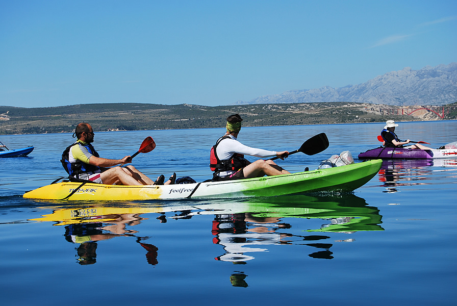 sea-kayaking, adventure, canoeing, kayaking, rafting, Croatia