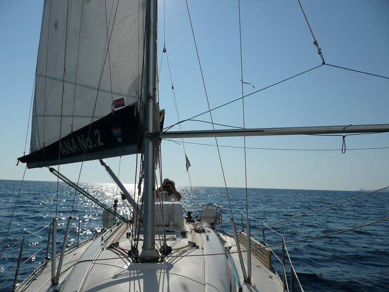 Sailing, Beginners course, basics of sailing, sailing course, Croatia