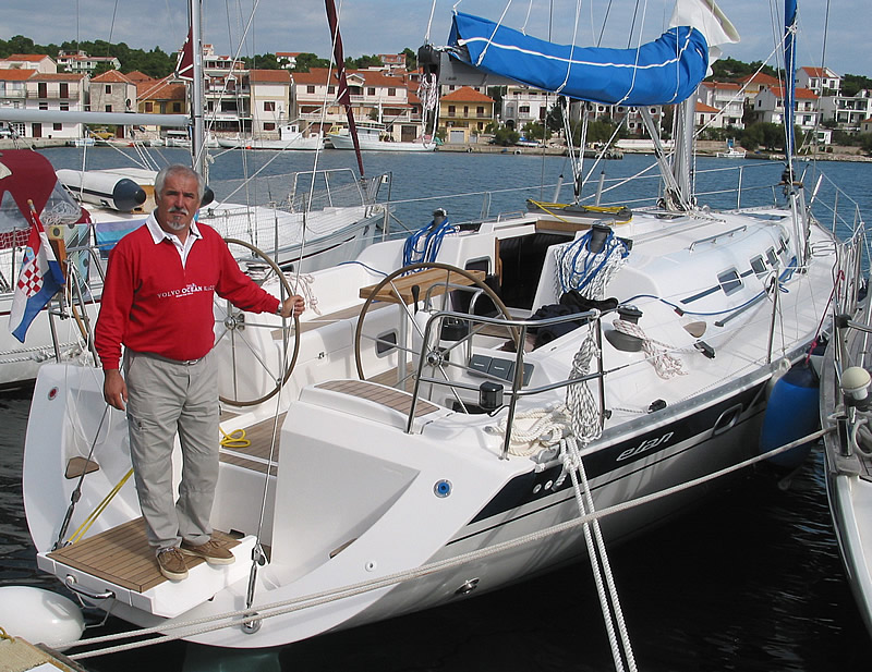 Sailing, Skipper Course, skipper, boat, captain, commander, Croatia