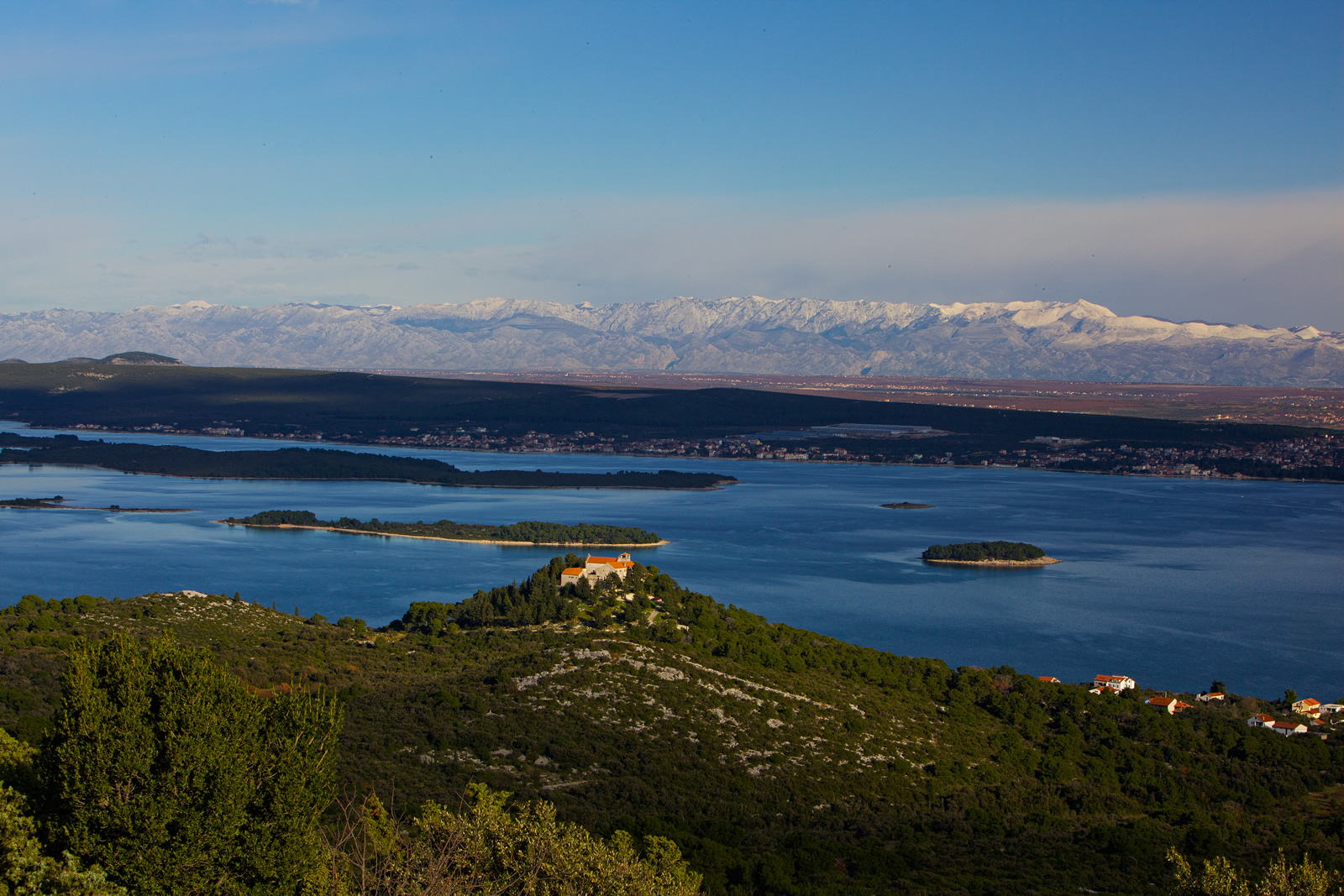 Pasman, Cokovac, boat excursions, activity trips, cycling, walking, hiking, Croatia