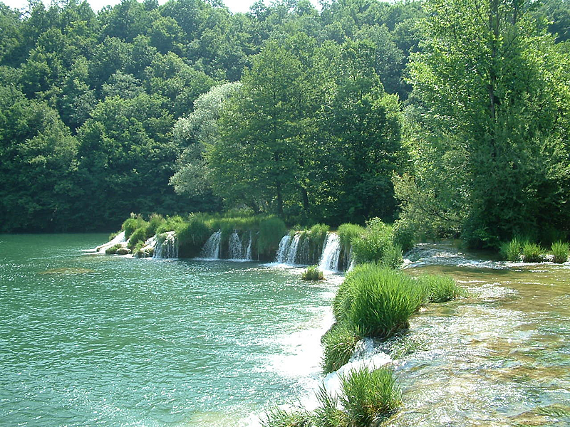 Mreznica river, Zvecaj, hiking, walking, activities, exploring, Croatia