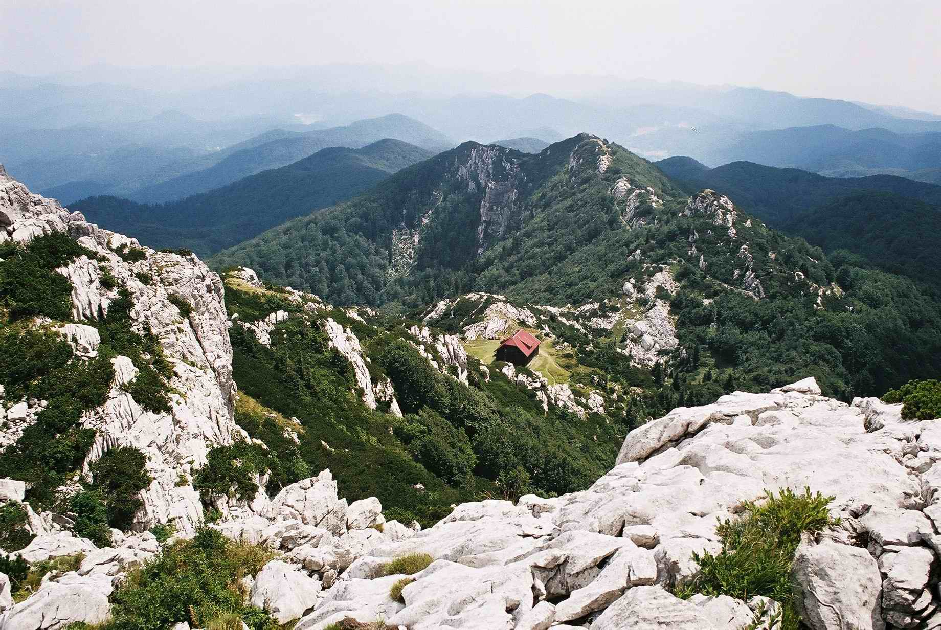 NP Risnjak, National Park, hiking, mountain, Croatia