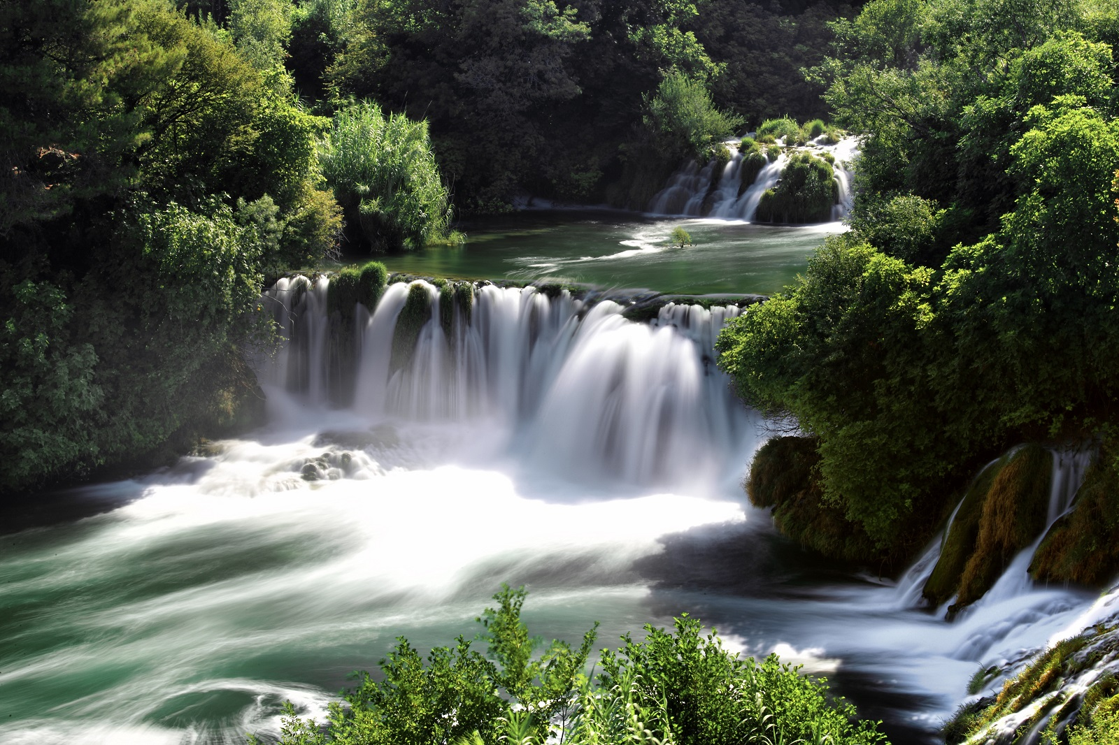 Krka River, National Park, walking, exploring, Croatia