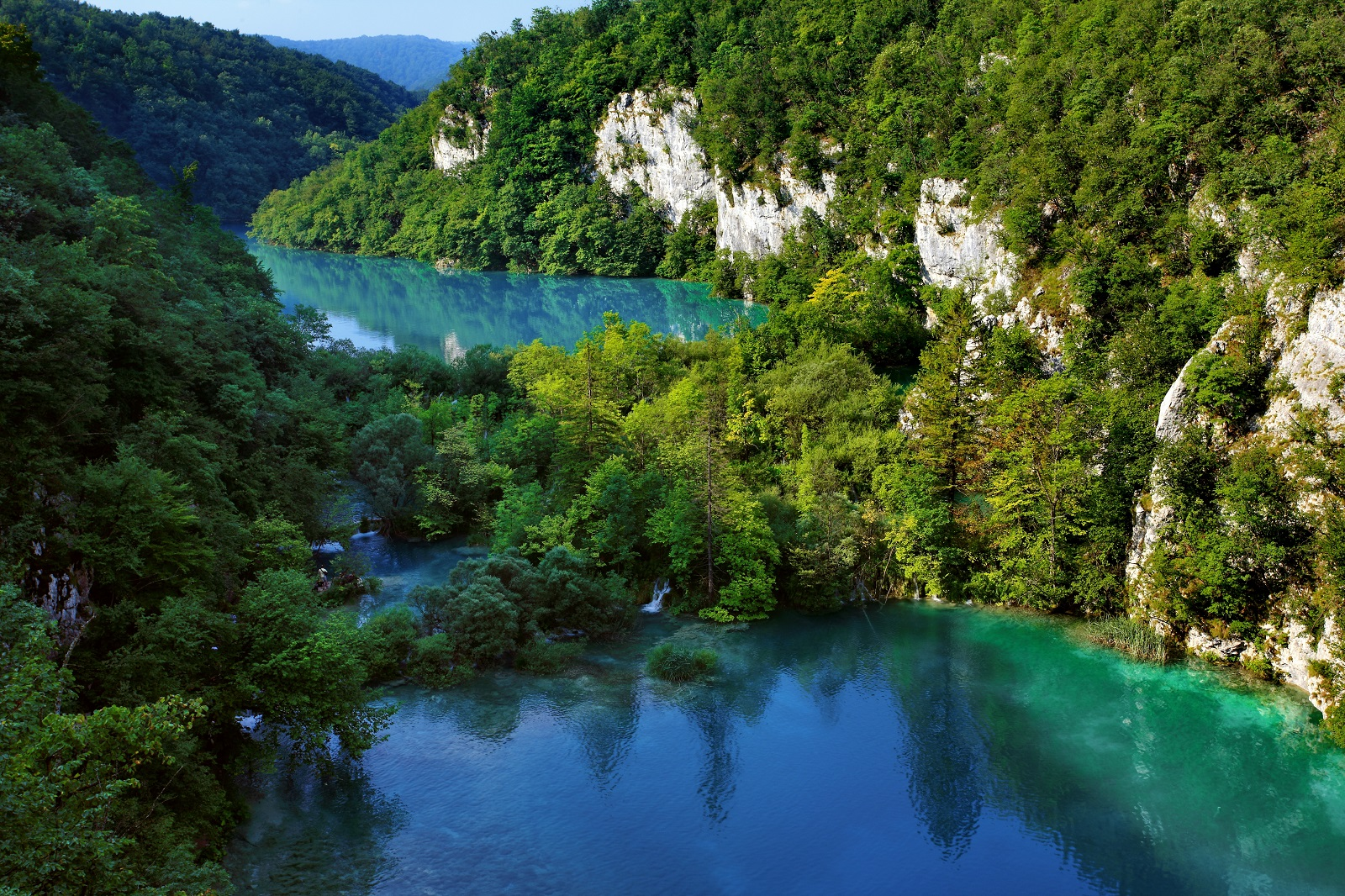 National Park Plitvice, National park, excursions, activity trips, walking, Croatia