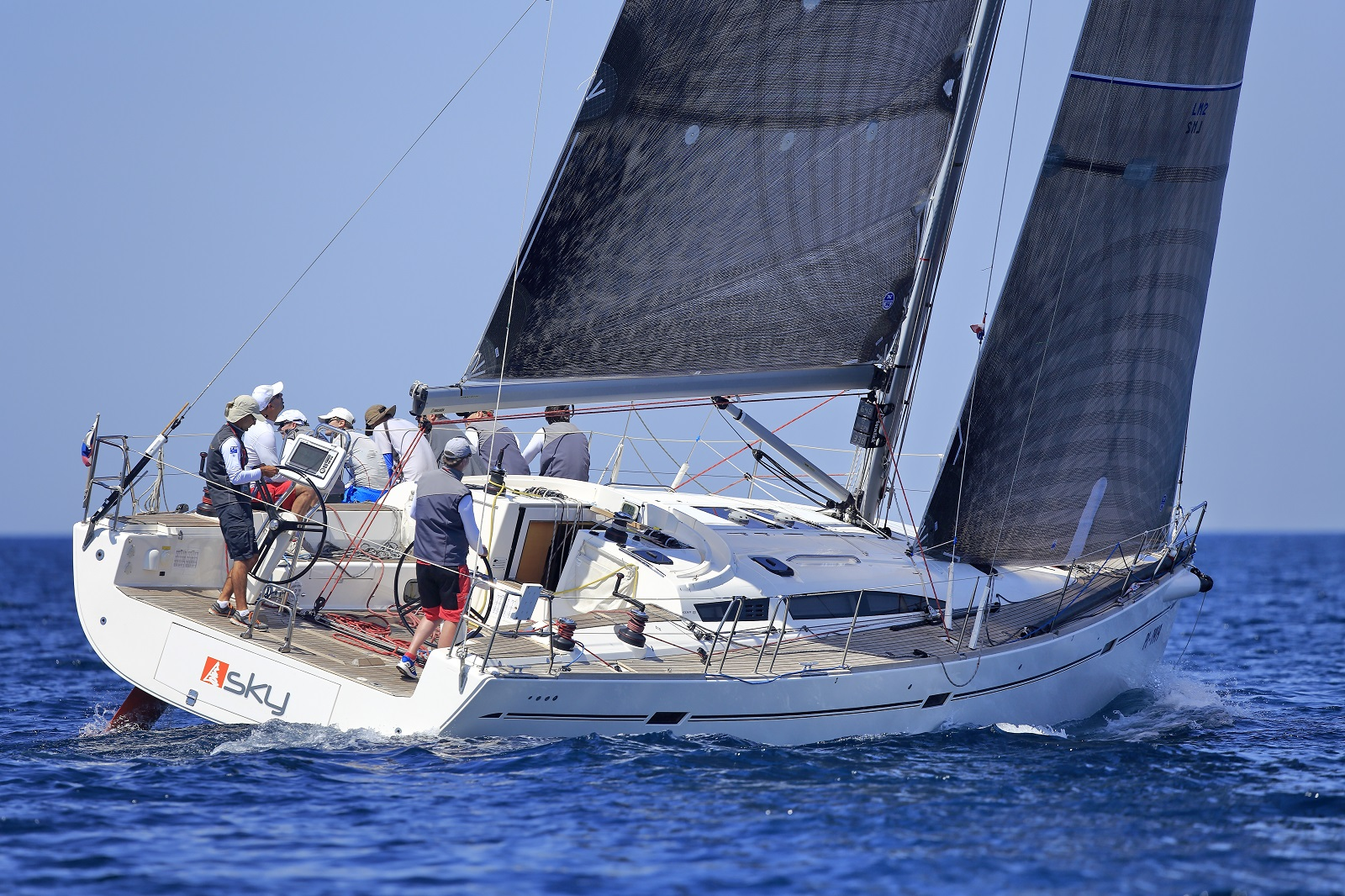 sailing, skipper, excursions, activity trips, watersports, Croatia