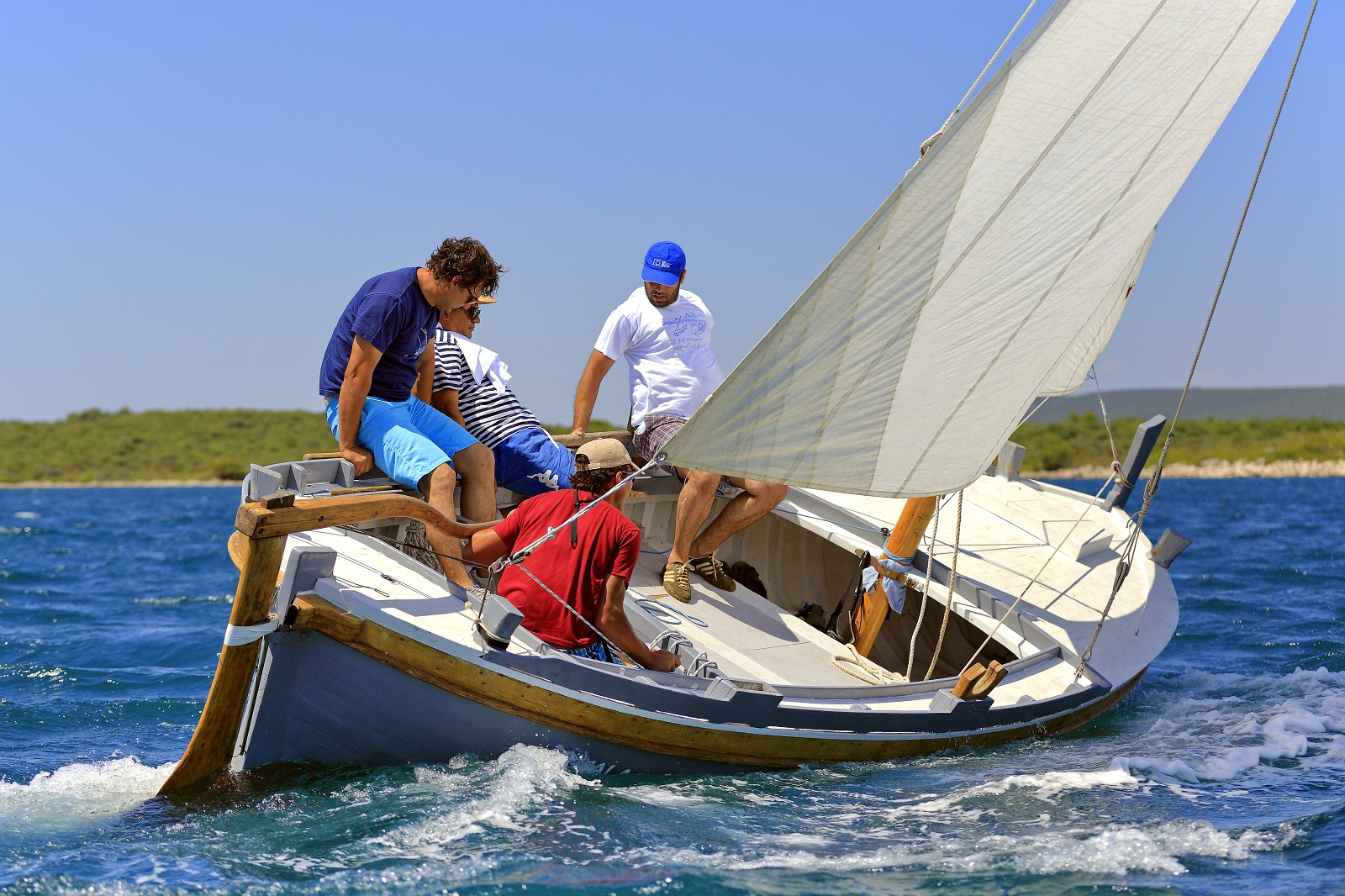 rental, sports, sailing, boats, water, Biograd, Croatia