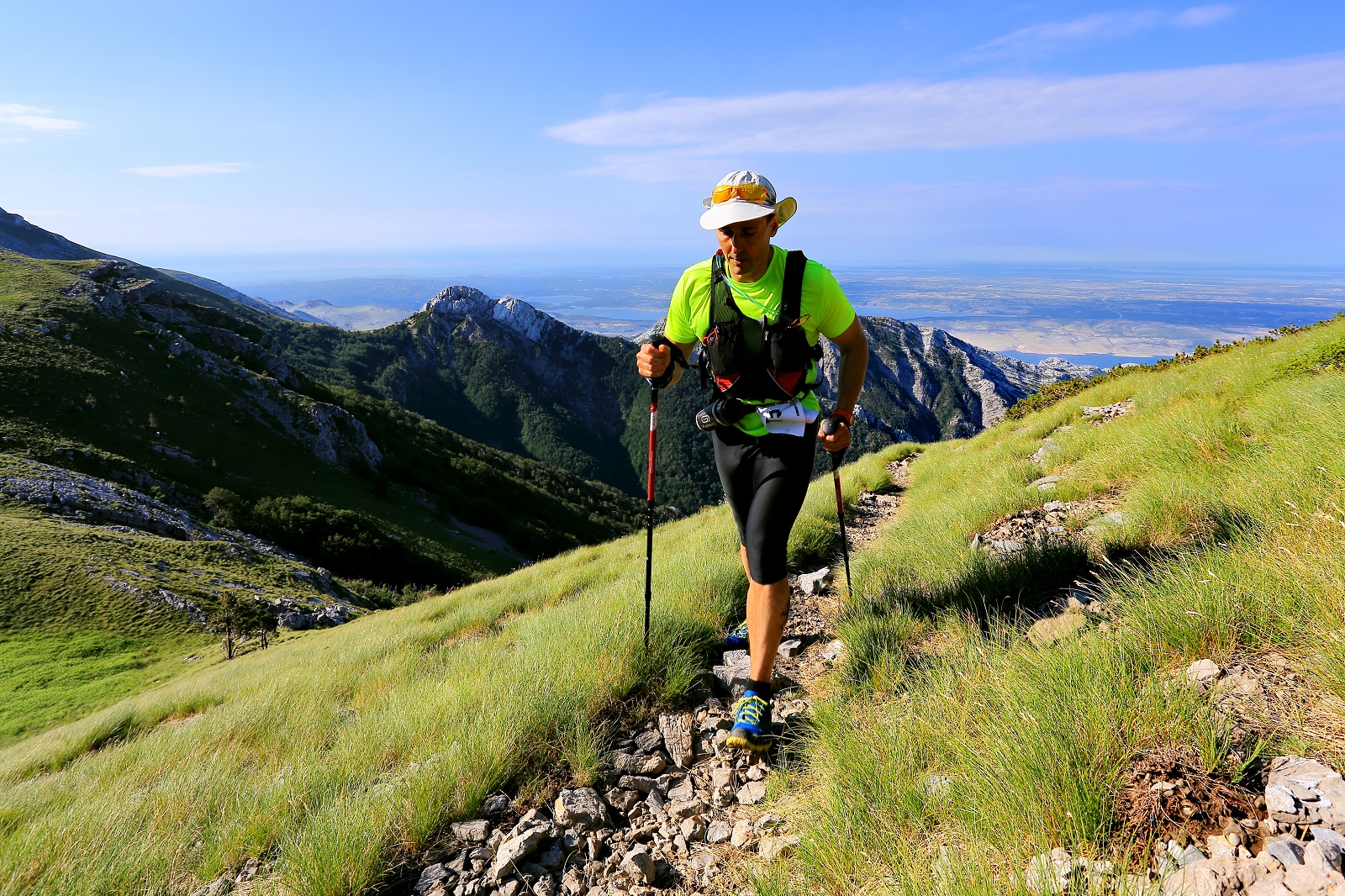 Mountain, trekking, North Velebit, mountain trekking, adventure, walking, roatia