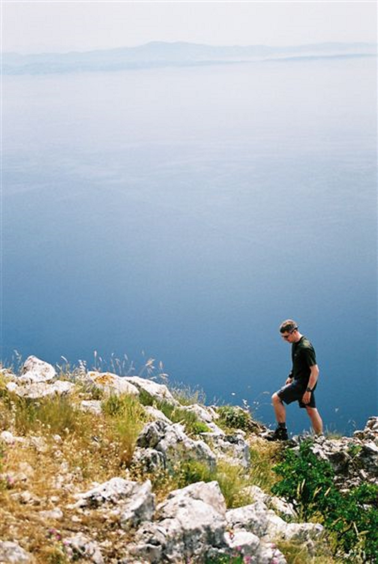 hiking, croatia, Island, pasman, croatia