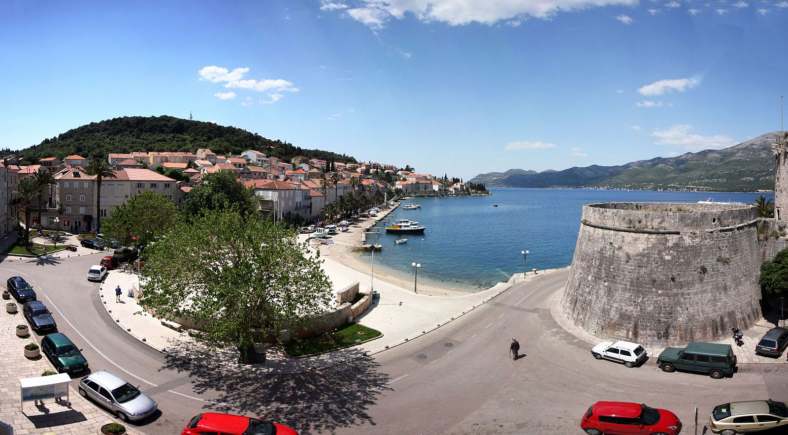Korcula Island, Croatia, cycling trip, biking, cycling, bike ride, ativities
