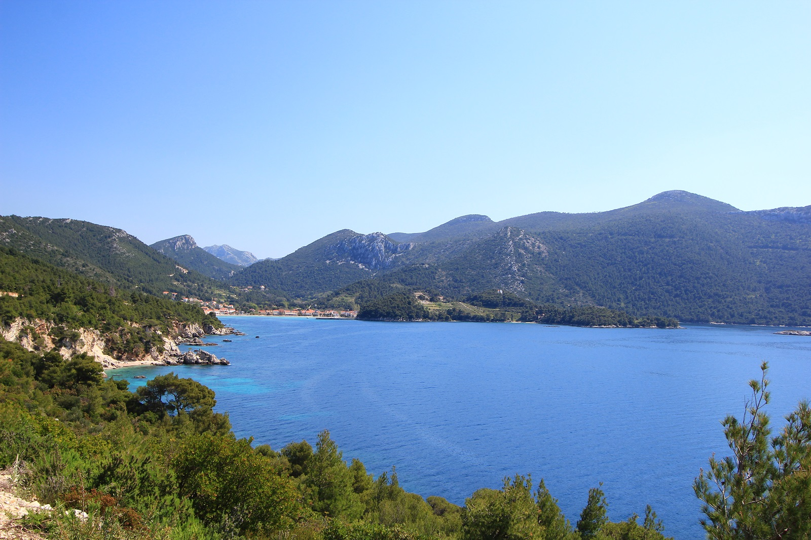 discover, explore, cycle, bike, activities, peljesac peninsula, korcula town, Croatia