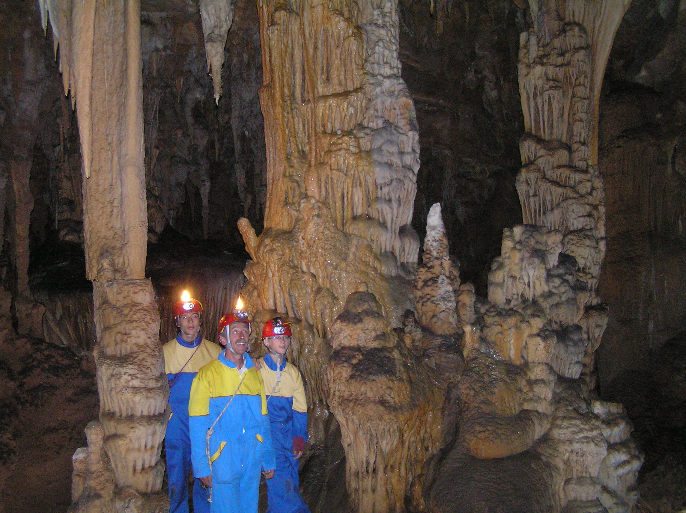 cave, caving, guided, Modric, Biograd, family