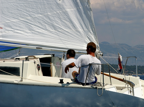Advanced Sailing - basics of cruising